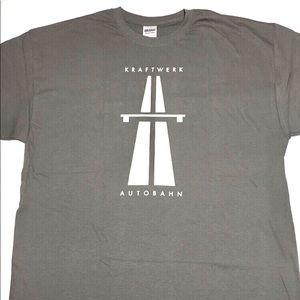"""Men's Kraftwerk """"Autobahn"""" T-Shirt"""